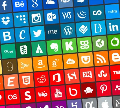 Web Design Brand Colours