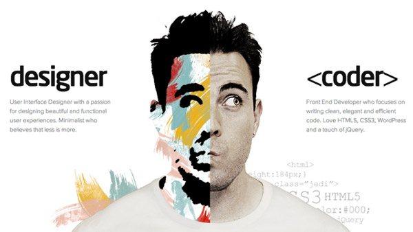 Designer developer difference