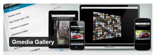 Gmedia WordPress Gallery