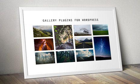 WordPress Gallery Plugins