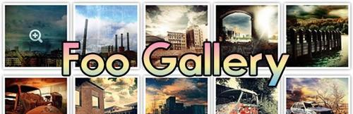 Foo Plugin WordPress Gallery