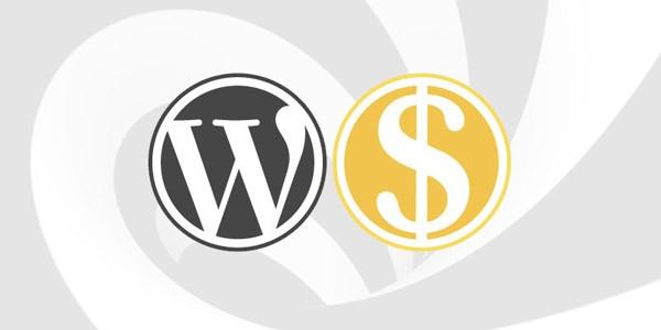 WordPress costs