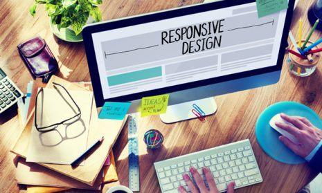responsive design theme