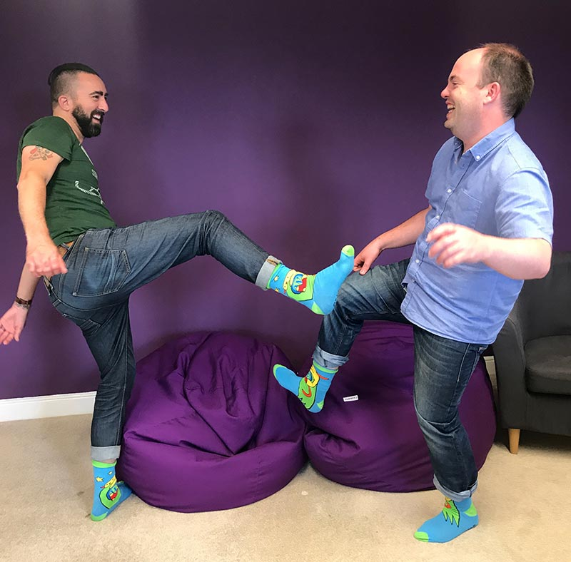 rich-rob-wordcamp-socks